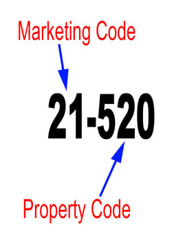 marketing code